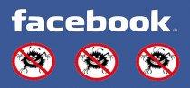 NOD32 обнаруживает новый Facebook вирус